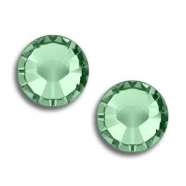 16ss Xilion Hotfix Chrysolite Art. 2028hf Swarovski® Austrian Crystal Stones