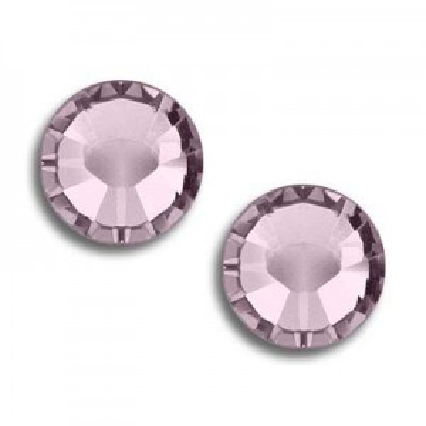 12ss Xilion Hotfix Light Amethyst Art. 2028hf Swarovski® Austrian Crystal Stones