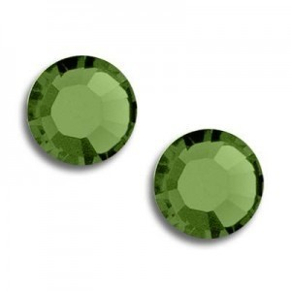 16ss Xilion Hotfix Crystal Sage Art. 2028hf Swarovski® Austrian Crystal Stones