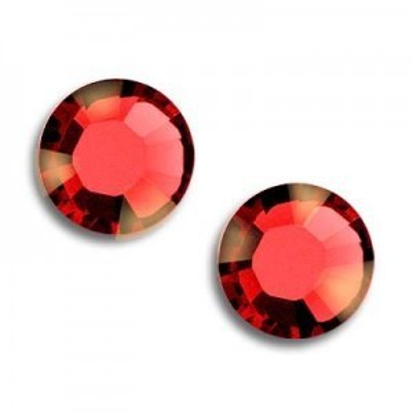 8ss Xilion Hotfix Light Siam AB Art. 2028hf Swarovski® Austrian Crystal Stones
