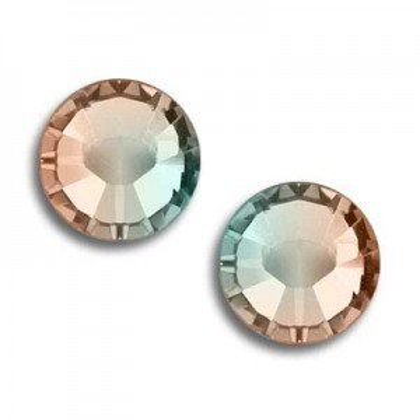 10ss Xilion Hotfix Crystal Transmission Art. 2028hf Swarovski® Austrian Crystal Stone