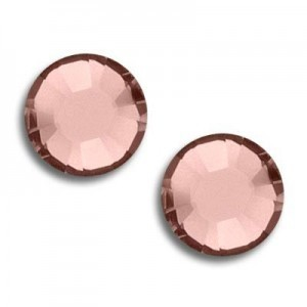 6ss Xilion Hotfix Vintage Rose Art. 2028hf Swarovski® Austrian Crystal Stones