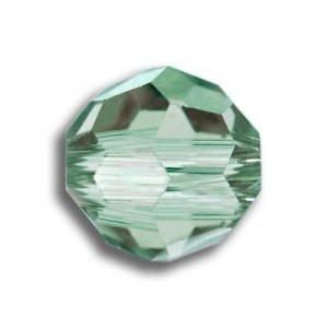 6mm Round Erinite Art. 5000 Swarovski® Austrian Crystal Beads