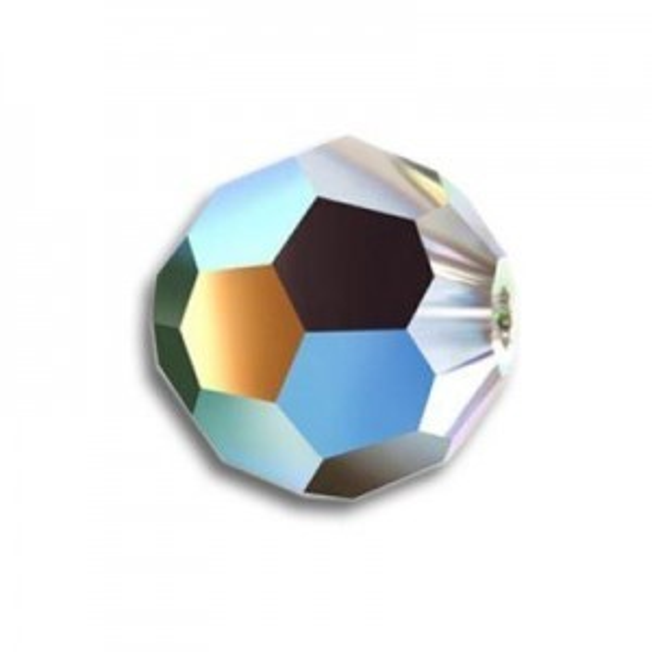 6mm Round Vitrail Medium Art. 5000 Swarovski® Austrian Crystal Beads