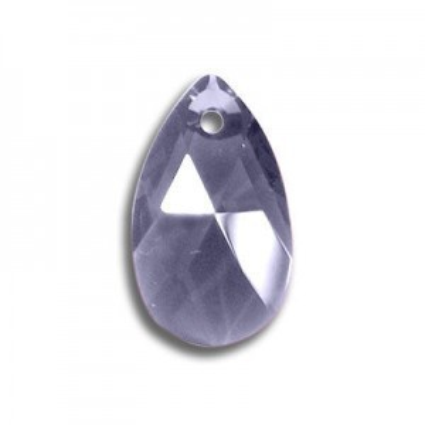 16mm Pear Pendant Tanzanite Art. 6106 Swarovski® Austrian Crystal Pendants