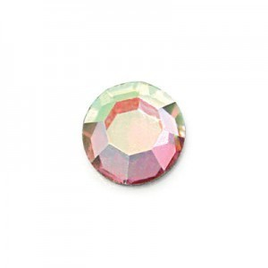 12ss Crystal AB Swarovski® Flat Back 144pc