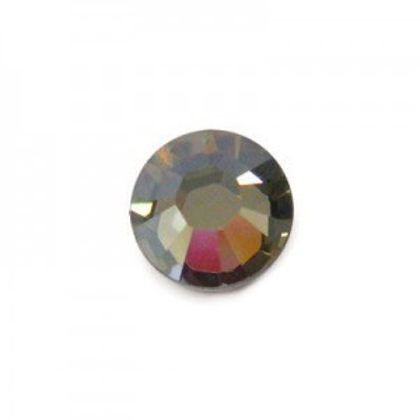 16ss Crystal Silver Shade Swarovski® Flat Back 144pc