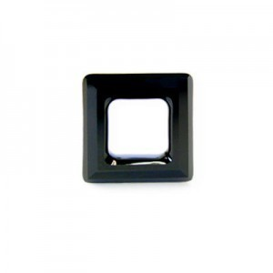 20mm Jet Austrian MC Open Square Component 2 Pcs