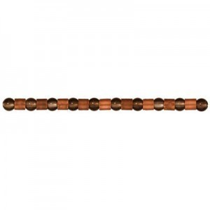 Crimp Bead Ant. Copper - Pkg of 500 TierraCast® Findings