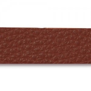Rust Leather Strap 0.5x10 Inch