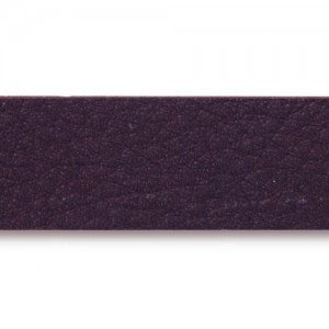 Purple Leather Strap 0.5x10 Inch