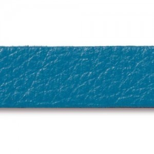 Turquoise Leather Strap 0.5x10 Inch