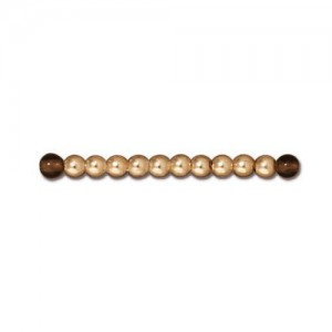 Round Bead 2mm 14/20 Gold Filled - Pkg of 250 TierraCast®