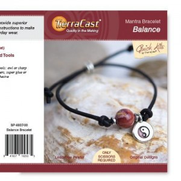 Balance Bracelet Kit - Pkg of 1 TierraCast®