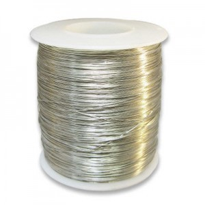 Craft Wire 28 Gauge Tinned Copper (Apx 1990 Feet)
