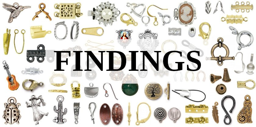 Jewelry-Making Findings