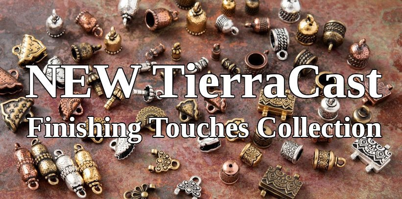 TierraCast Finishing Touches Collections